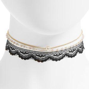 BP. Jewelry Set of Three Chokers